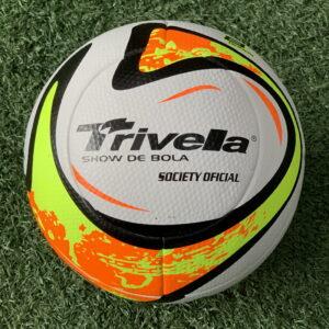 Bola Futebol Society 7 kickoff - Termofusão C8 PRO